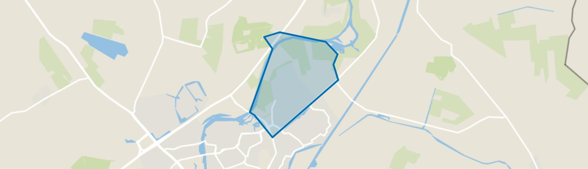 Baalder, Hardenberg map