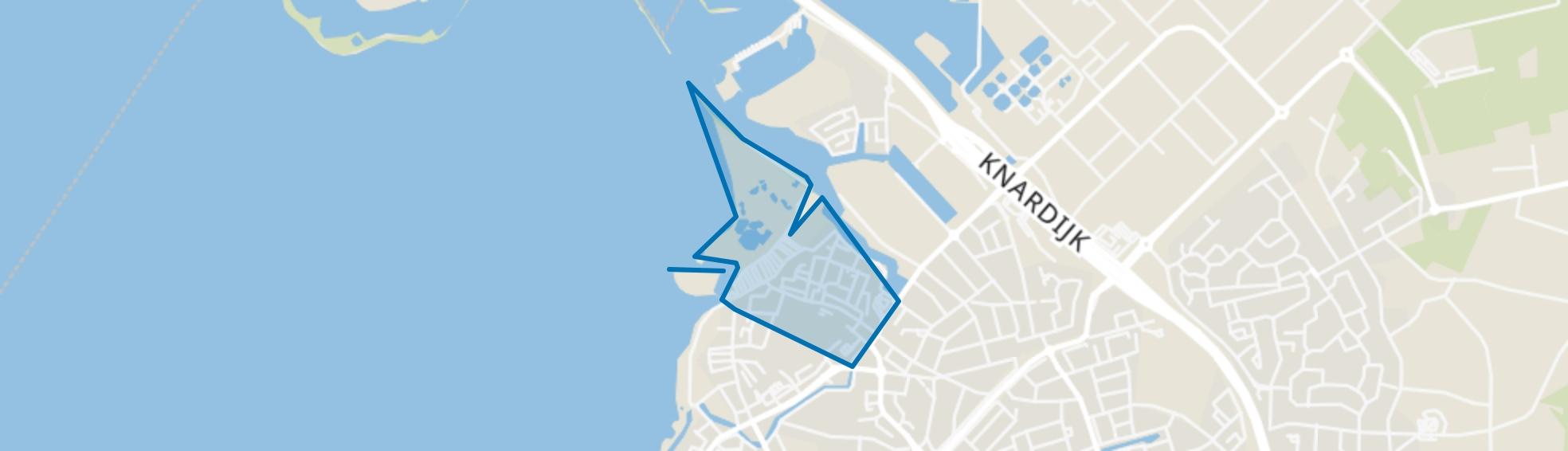 Binnenstad-Noord, Harderwijk map
