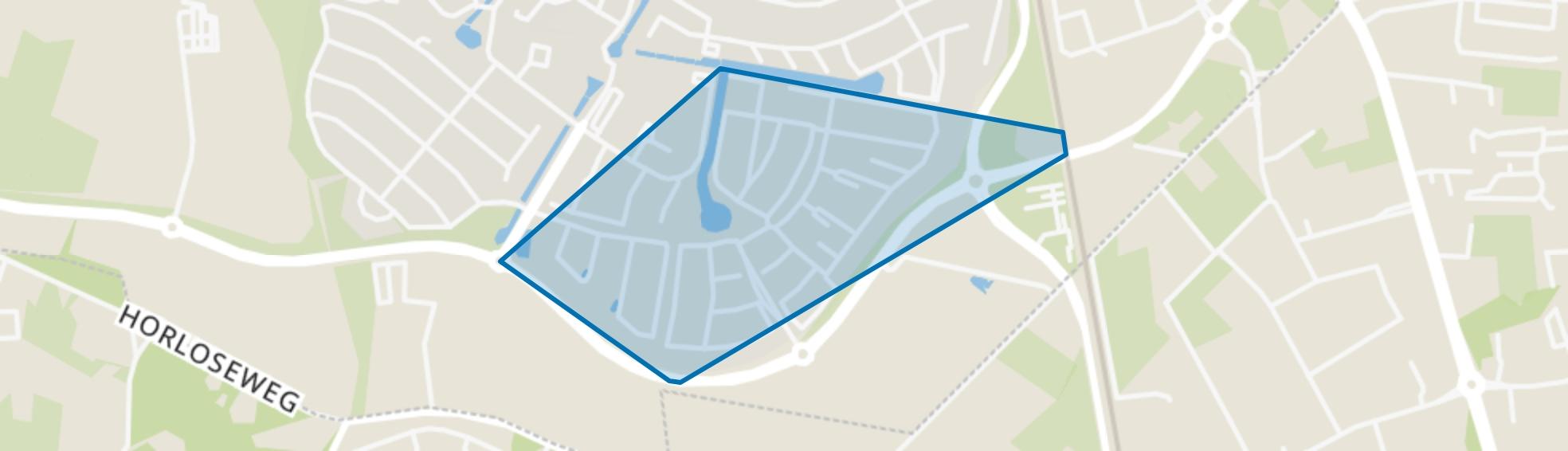 Harderhout II, Harderwijk map