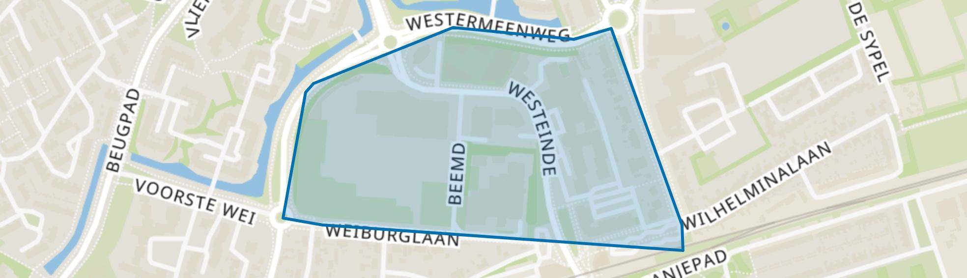 Weiburg, Harderwijk map
