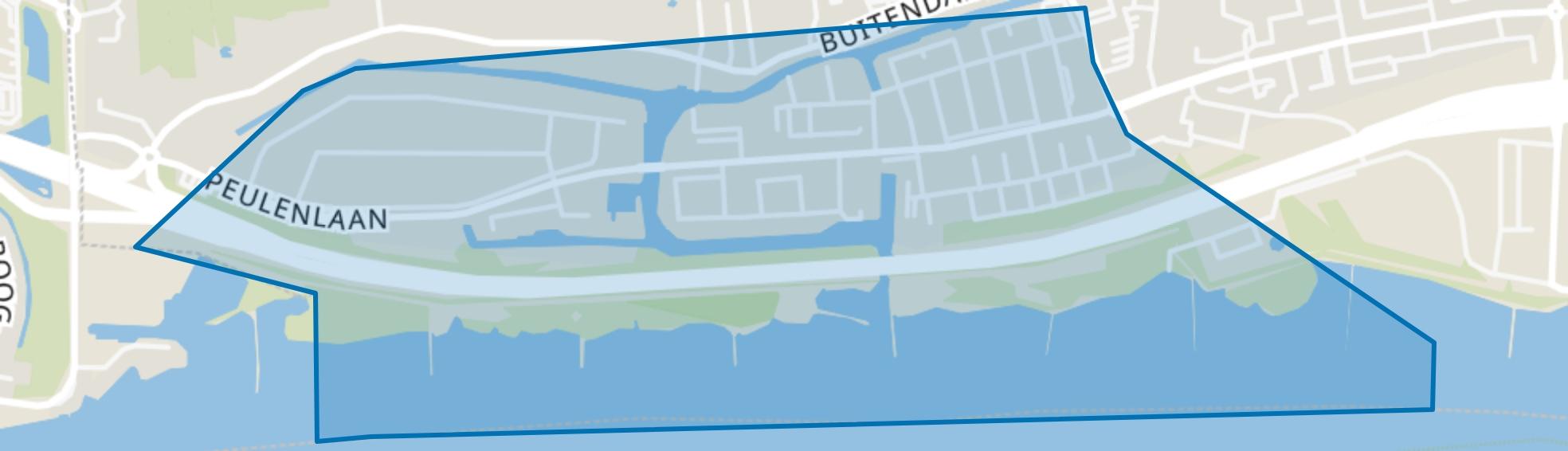 De Peulen, Hardinxveld-Giessendam map