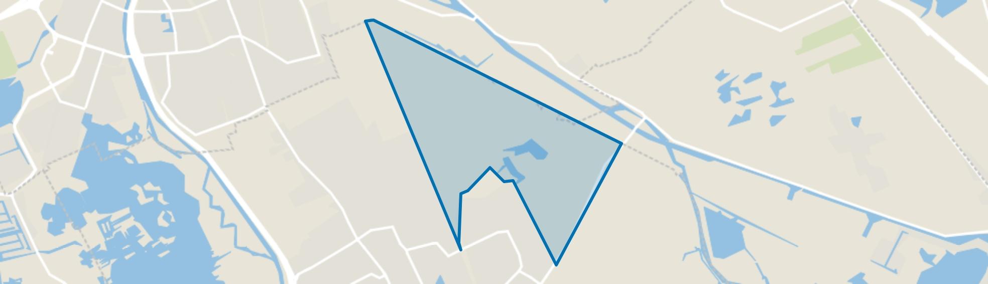 Buitengebied Haren-Noordoost, Haren (GR) map