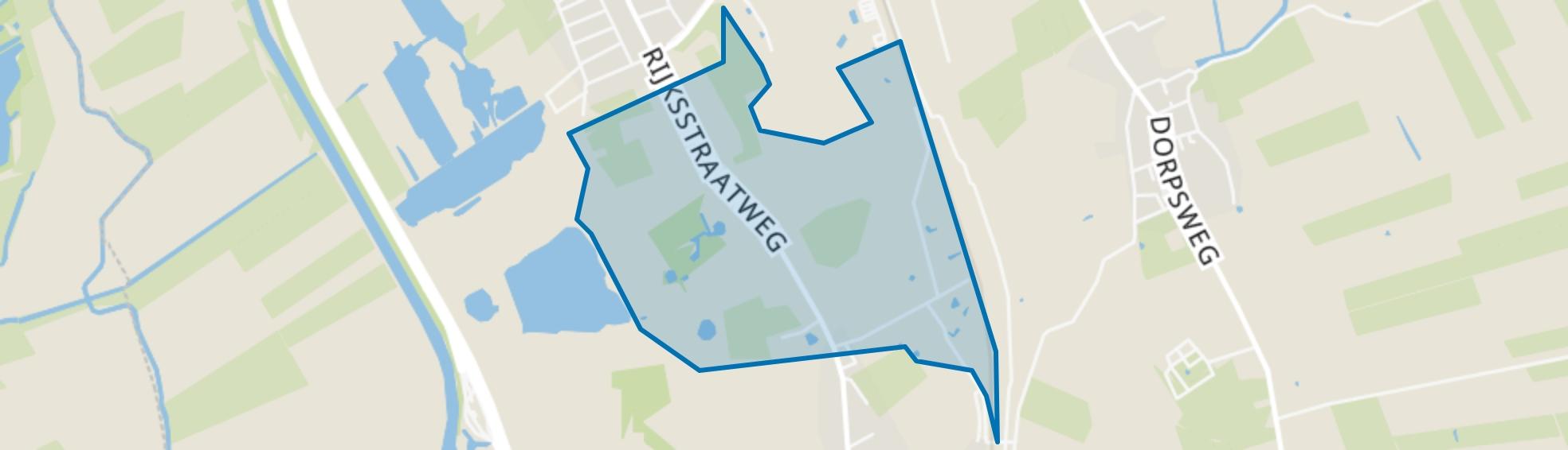 Buitengebied Haren-Zuidoost, Haren (GR) map