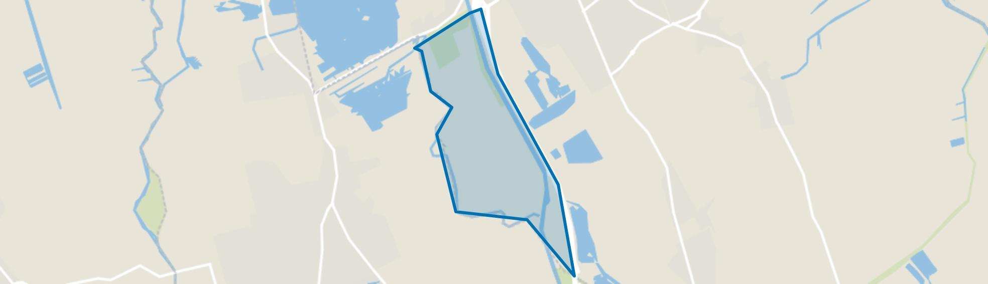 Buitengebied Haren-Zuidwest, Haren (GR) map