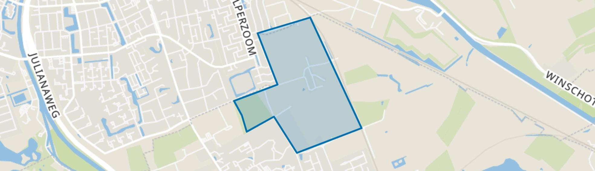 Essen, Haren (GR) map