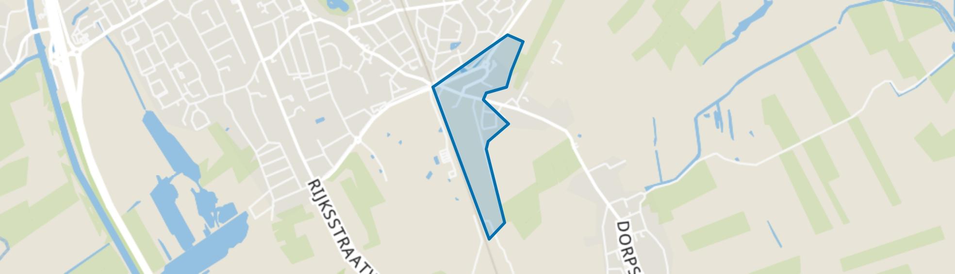 Felland, Haren (GR) map