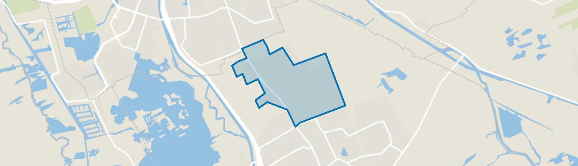 Haren-Noord, Haren (GR) map