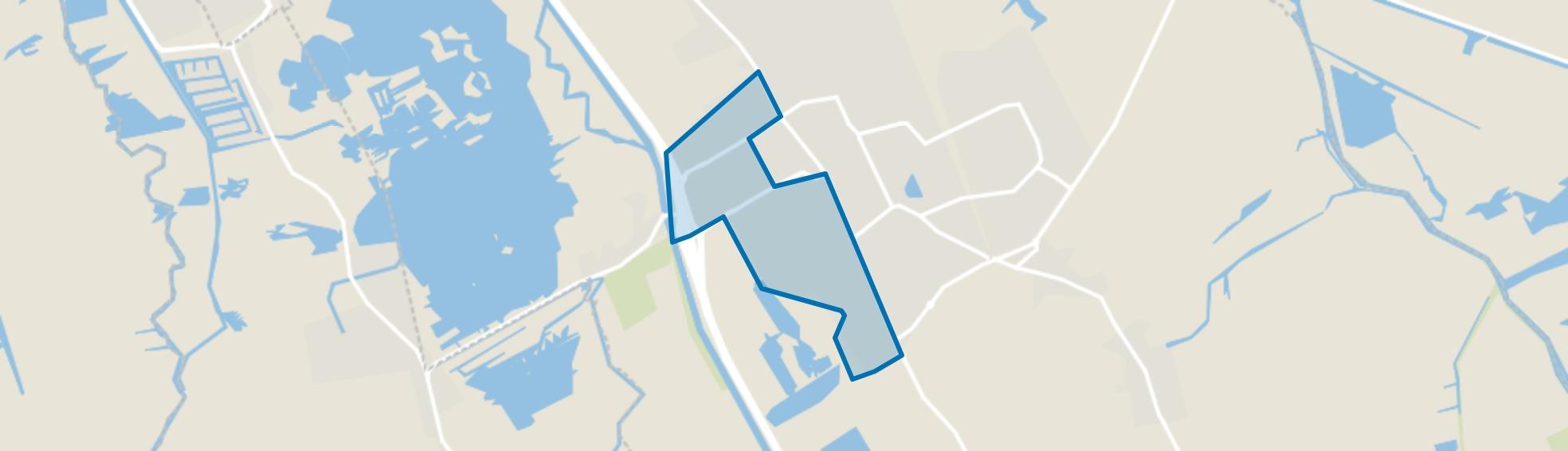 Haren-Zuidwest, Haren (GR) map