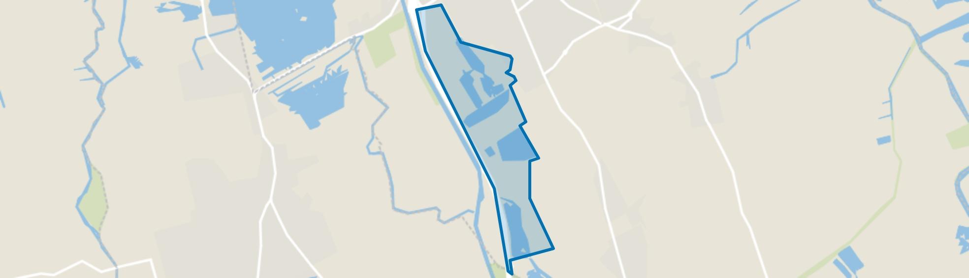 Wolddeelen, Haren (GR) map