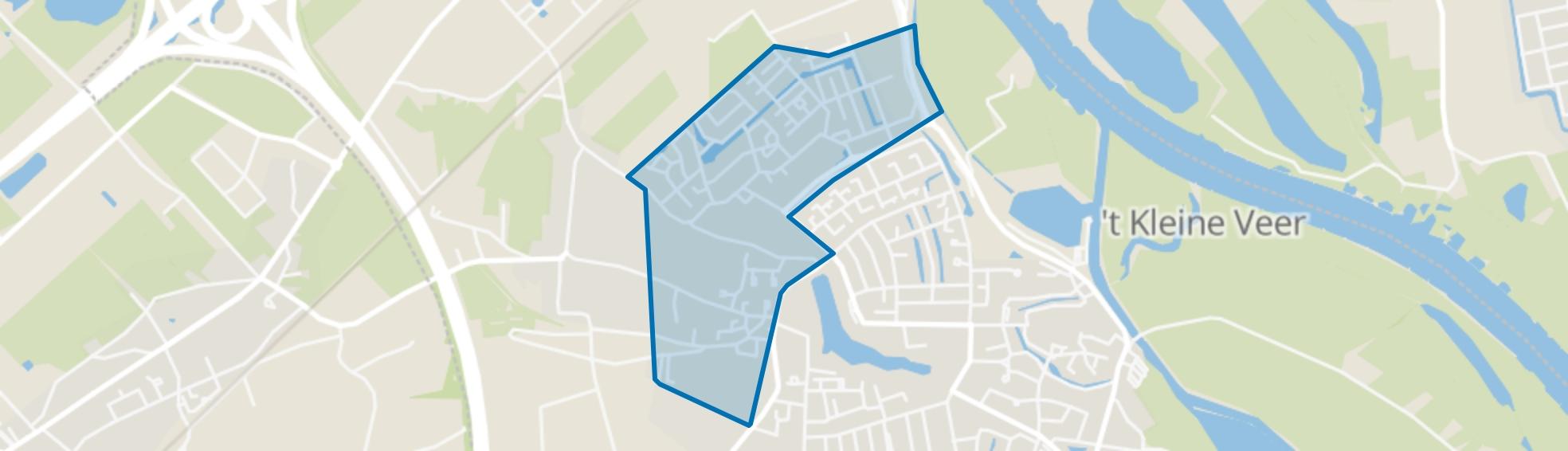 De Hilst, Hattem map
