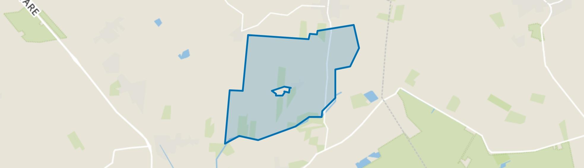 Haule-Buitengebied, Haule map