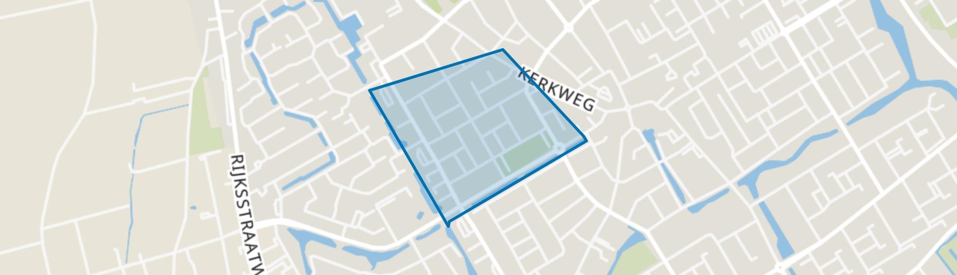 Onderwijzersbuurt, Heemskerk map