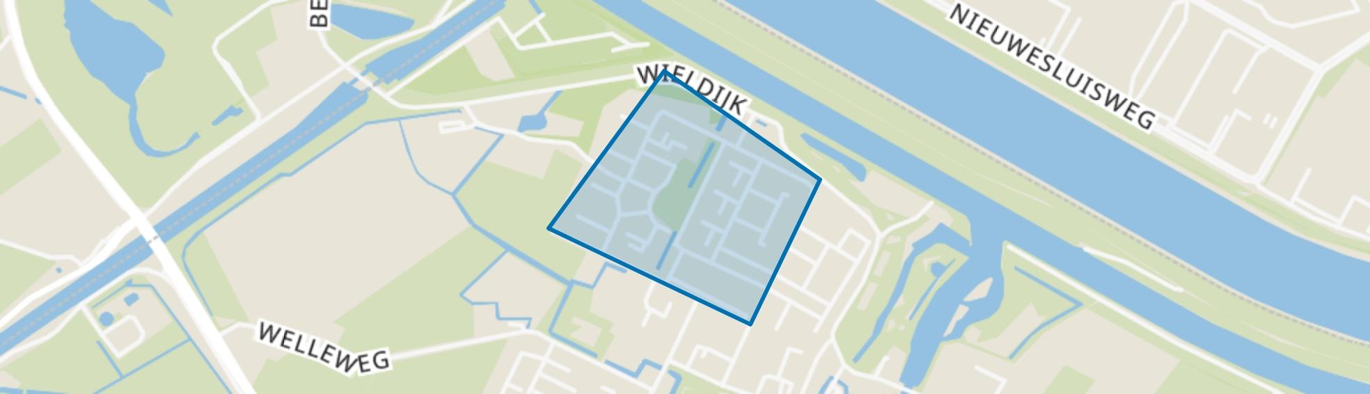 Ravensteijn-West, Heenvliet map