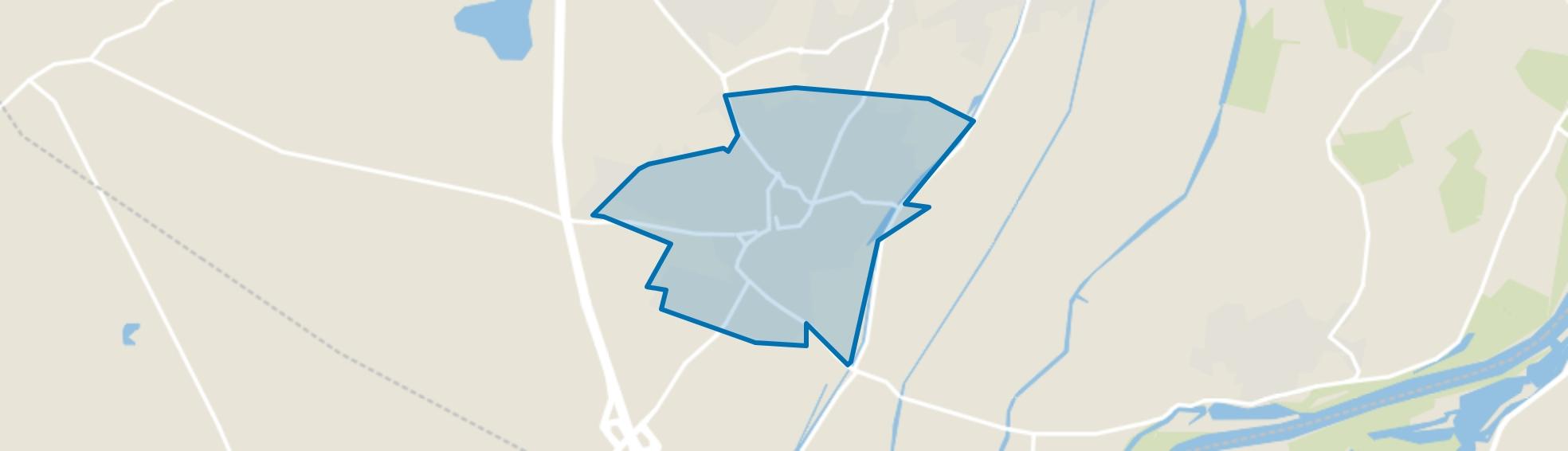 Heerde, Heerde map