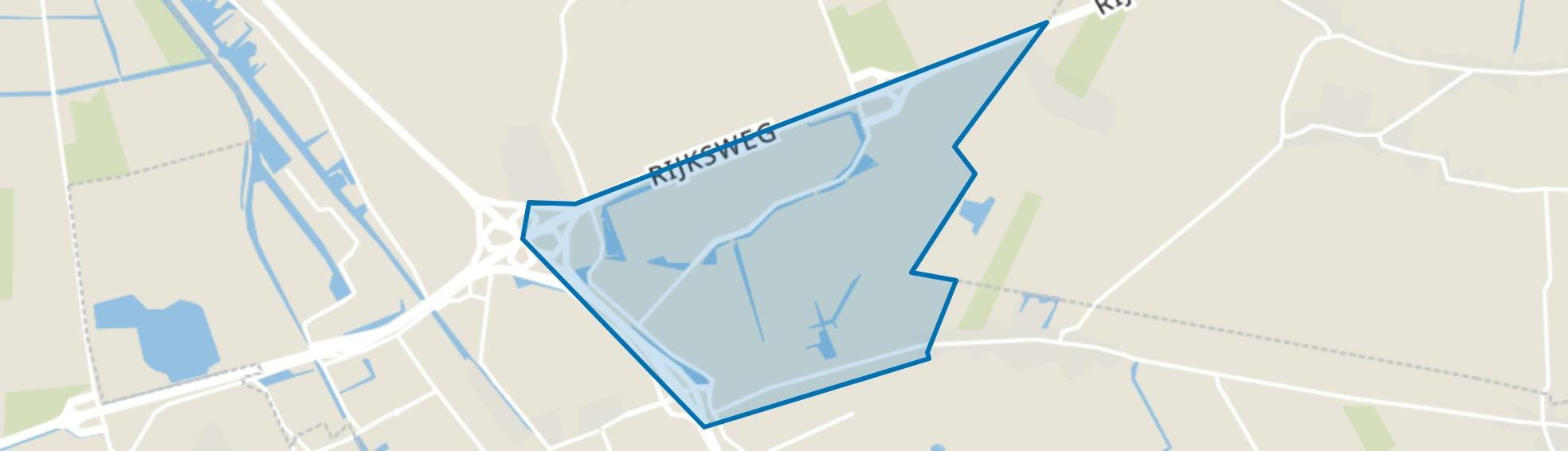 Het meer, Heerenveen map