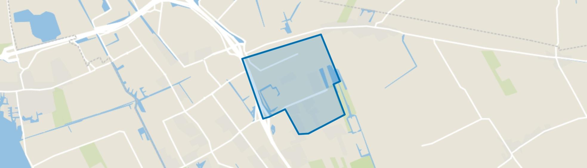 Skoatterwald, Heerenveen map