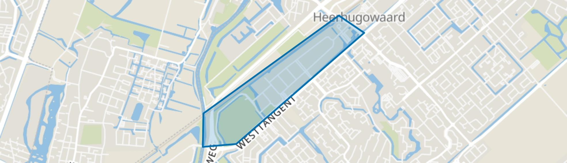 Beveland, Heerhugowaard map