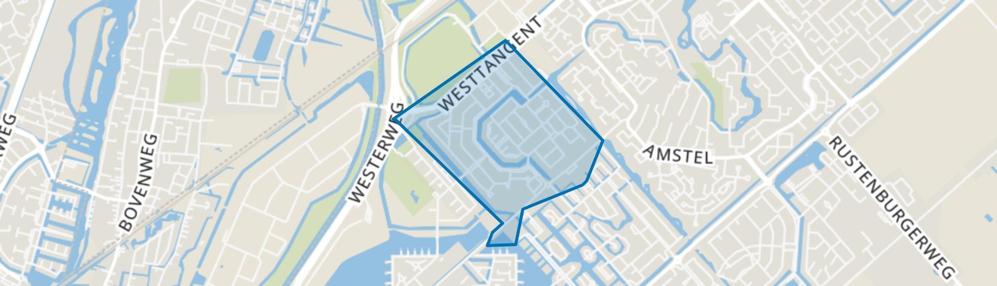 Butterhuizen 1, Heerhugowaard map