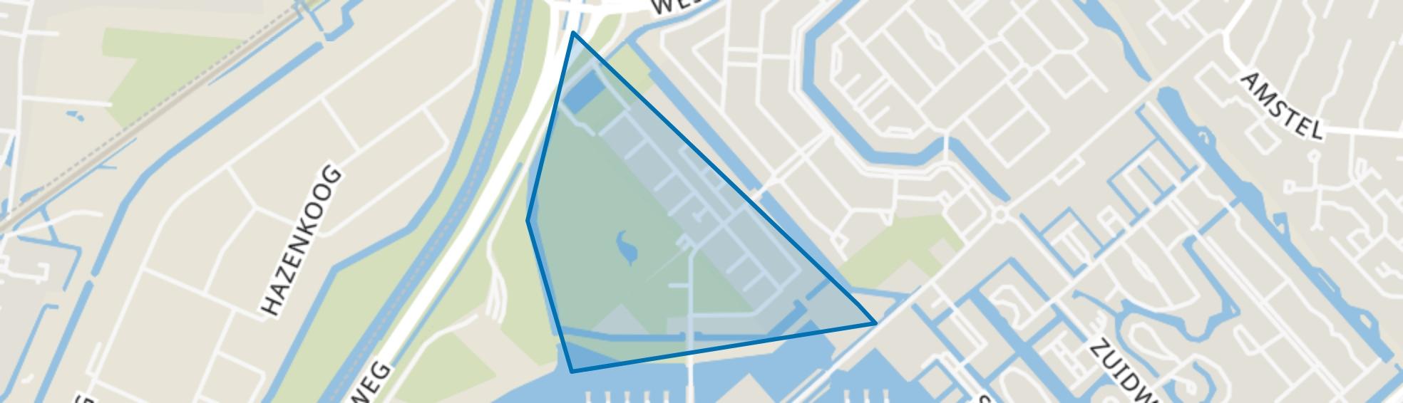 Butterhuizen 2, Heerhugowaard map