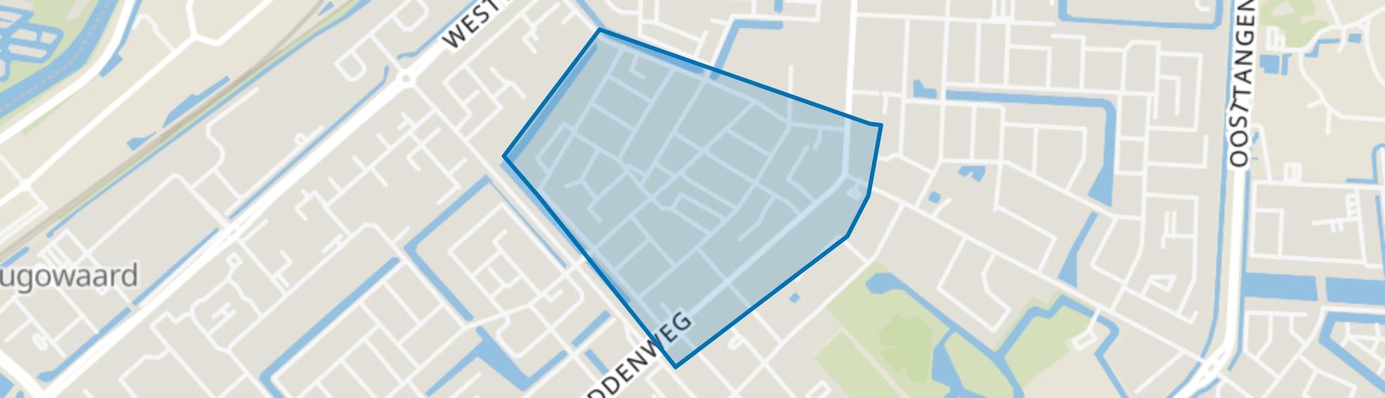 Centrumwaard, Heerhugowaard map