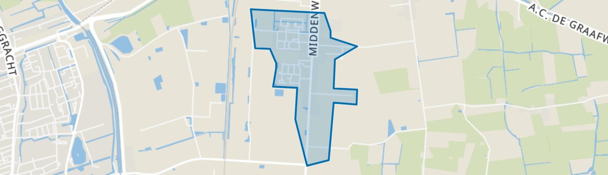 De Noord, Heerhugowaard map