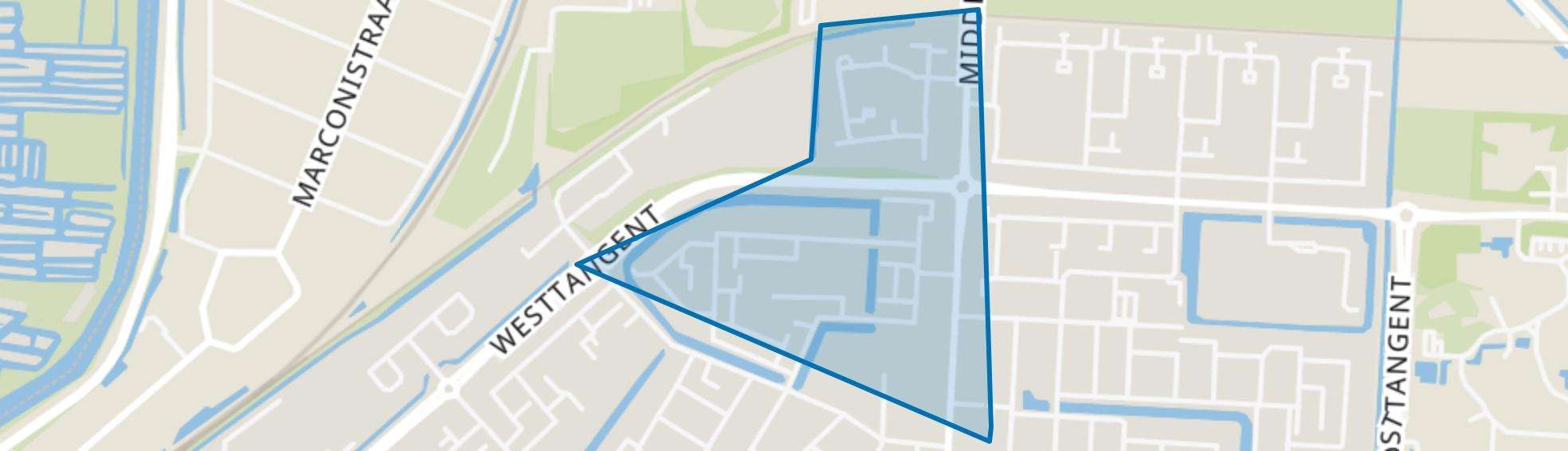 Heemradenbuurt, Heerhugowaard map