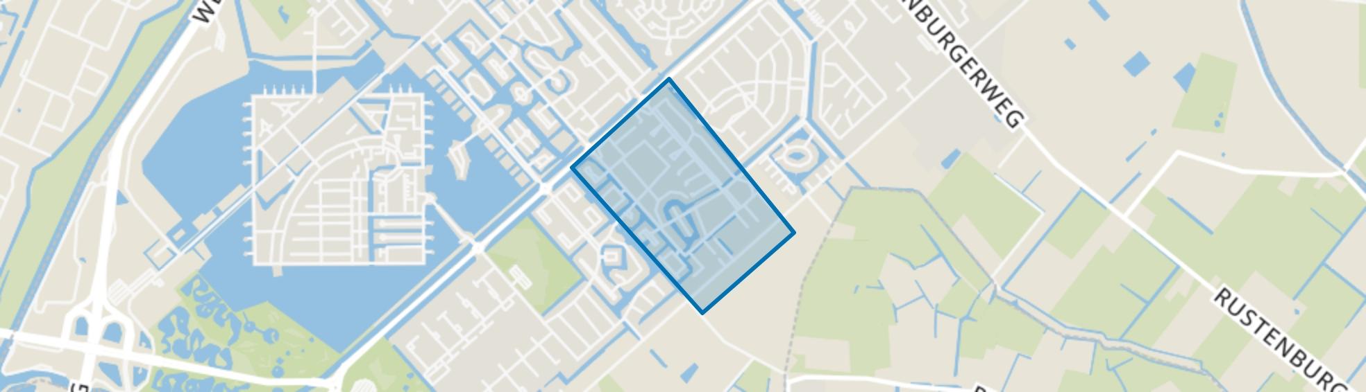 Huygenhoek 1, Heerhugowaard map