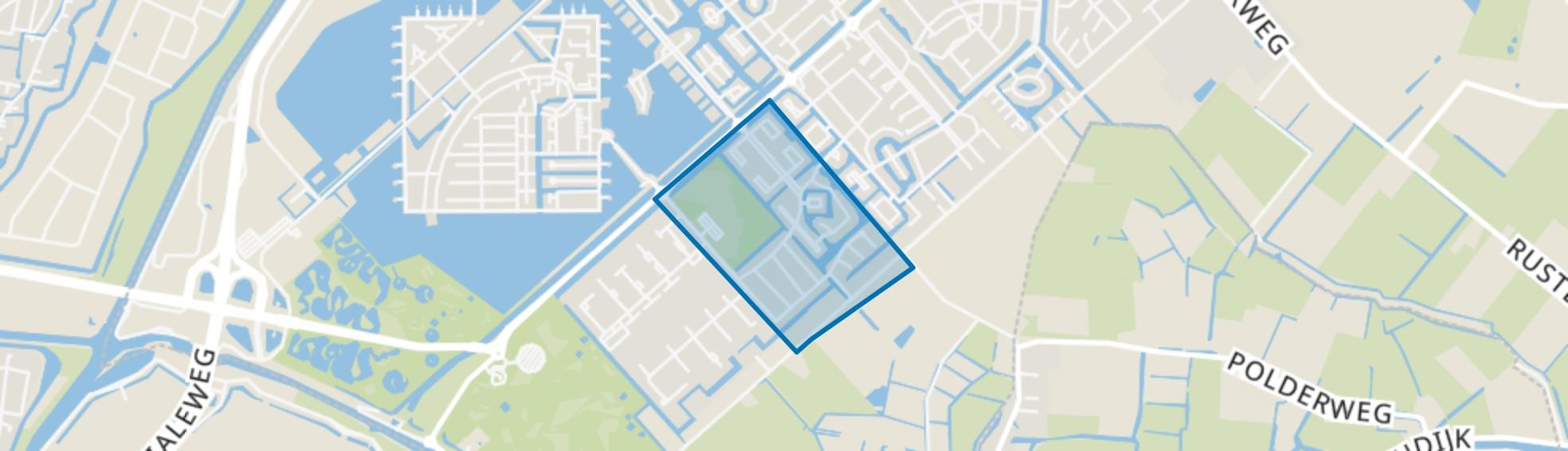 Huygenhoek 2, Heerhugowaard map