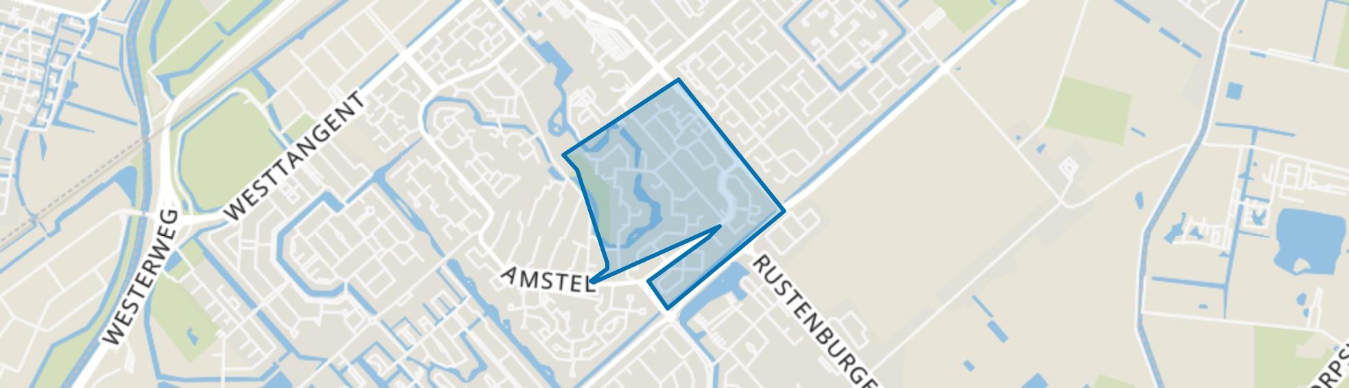 Molenwijk, Heerhugowaard map