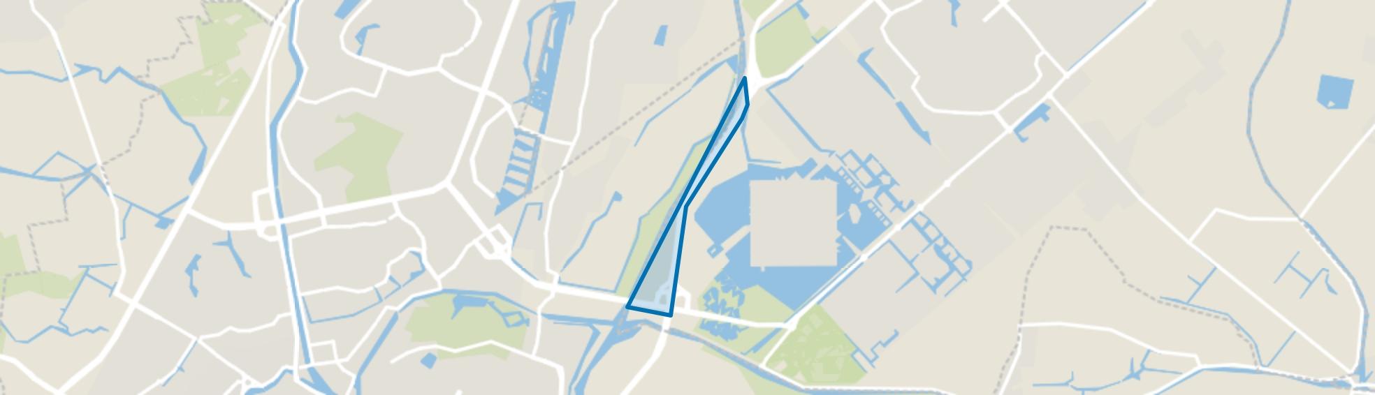 Overtoom, Heerhugowaard map