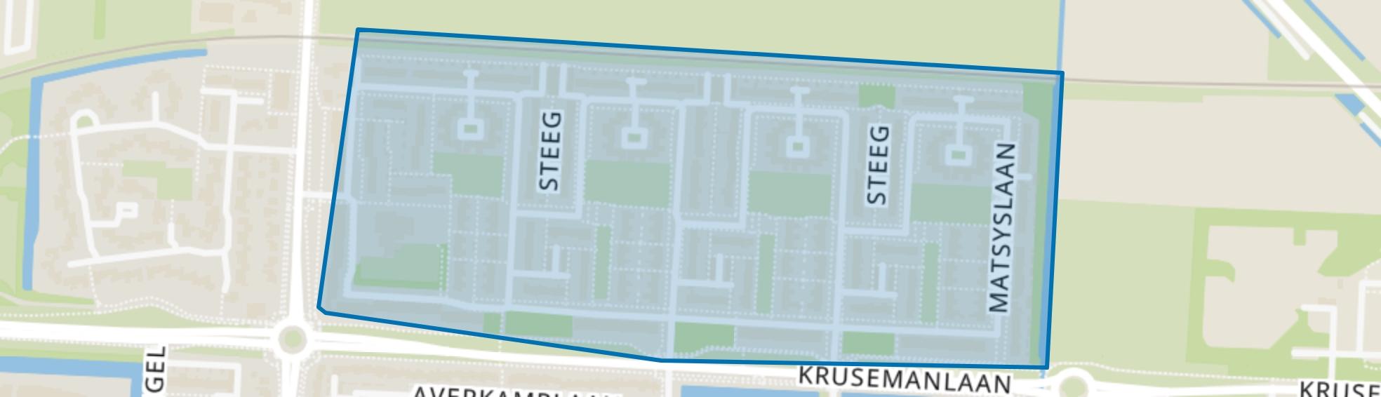 Schilderswijk 1, Heerhugowaard map