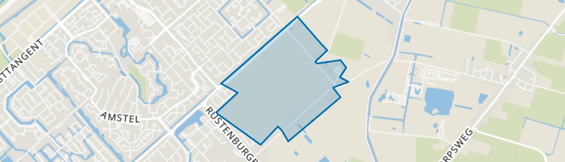 Waarderhout, Heerhugowaard map