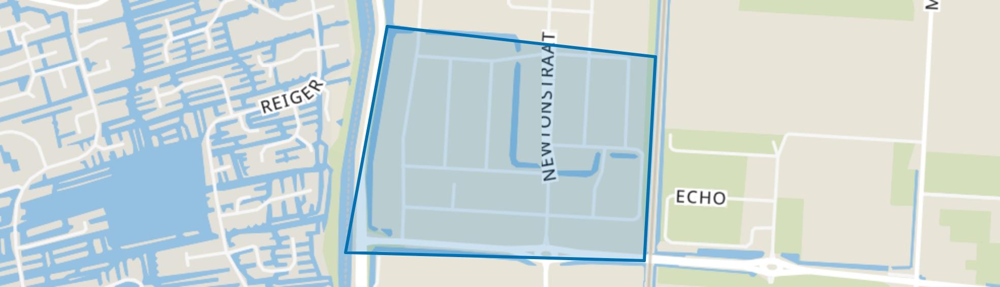 Zandhorst 2, Heerhugowaard map