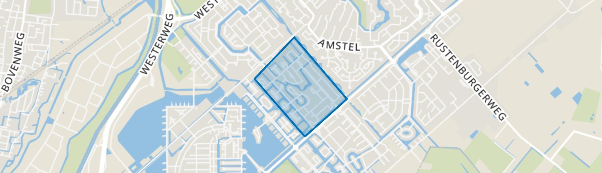 Zuidwijk 1, Heerhugowaard map