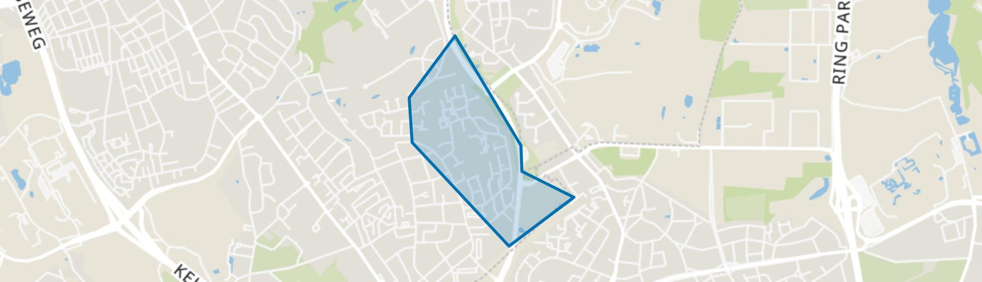 Egstraat en omgeving, Heerlen map
