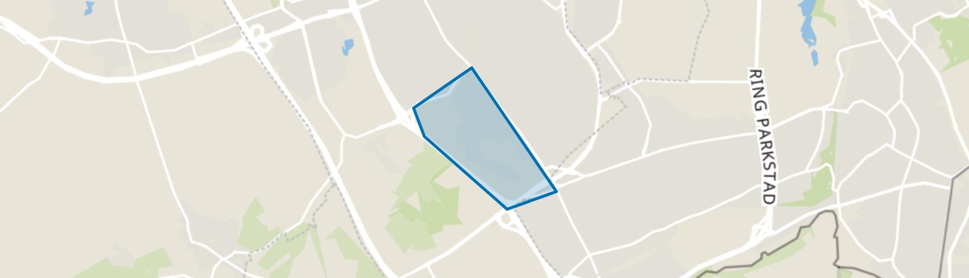 Heerlerbaan-West, Heerlen map