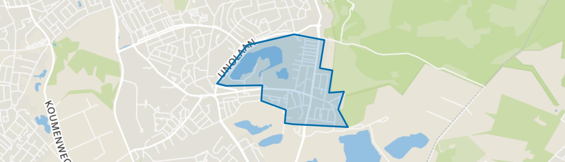 Heksenberg, Heerlen map
