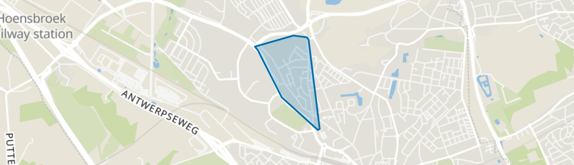Musschemig, Heerlen map