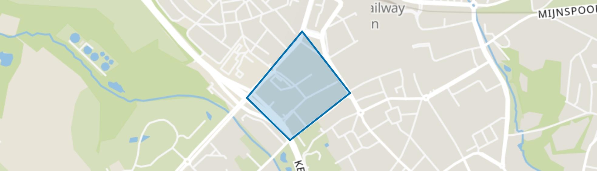 't Loon, Heerlen map