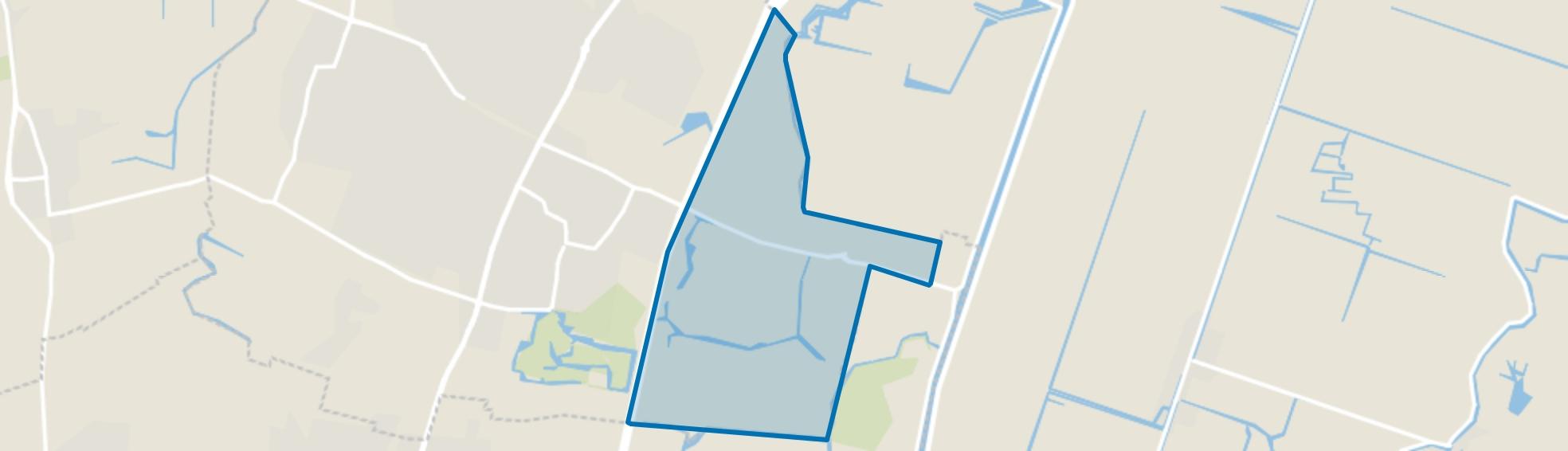 Het Die, Heiloo map