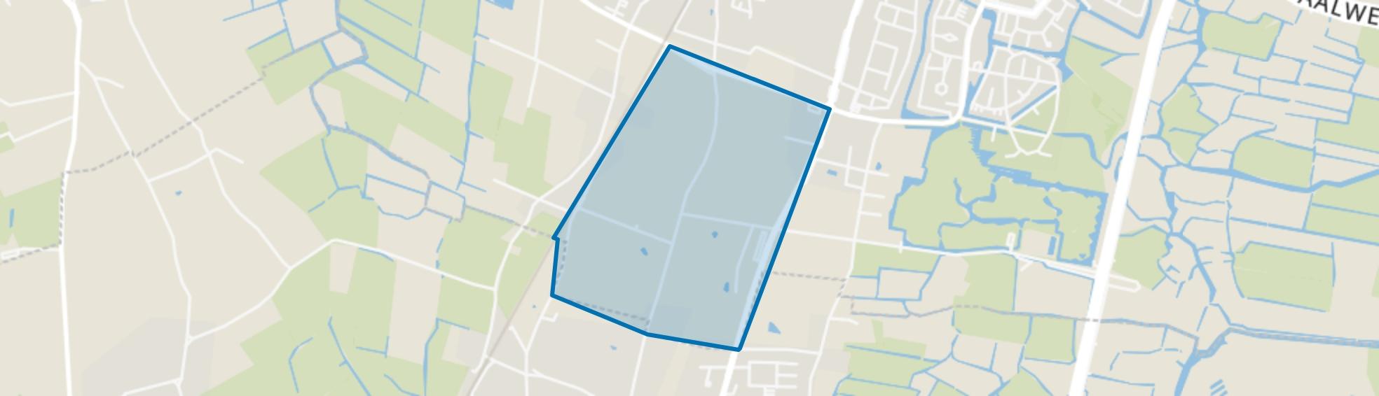 Kapelbuurt, Heiloo map