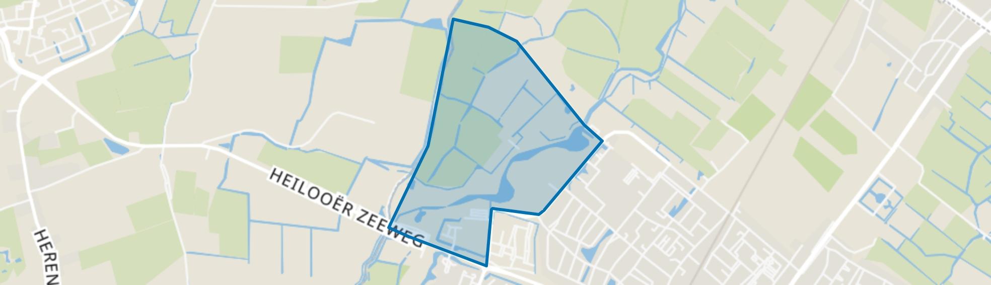 Noorderneg, Heiloo map