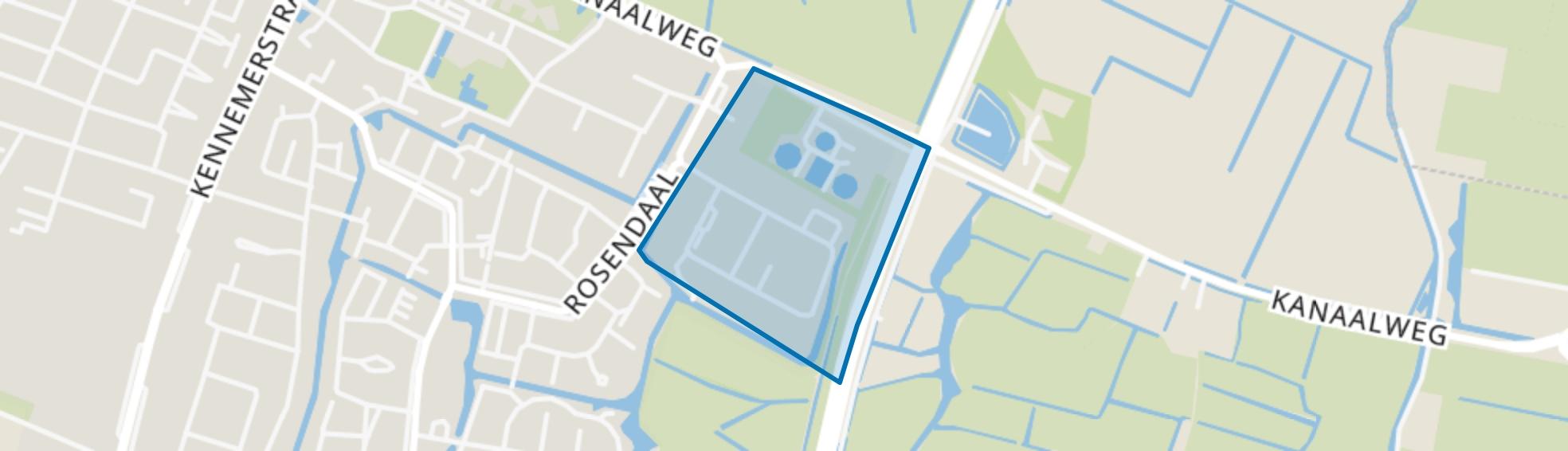 Oude Werf, Heiloo map