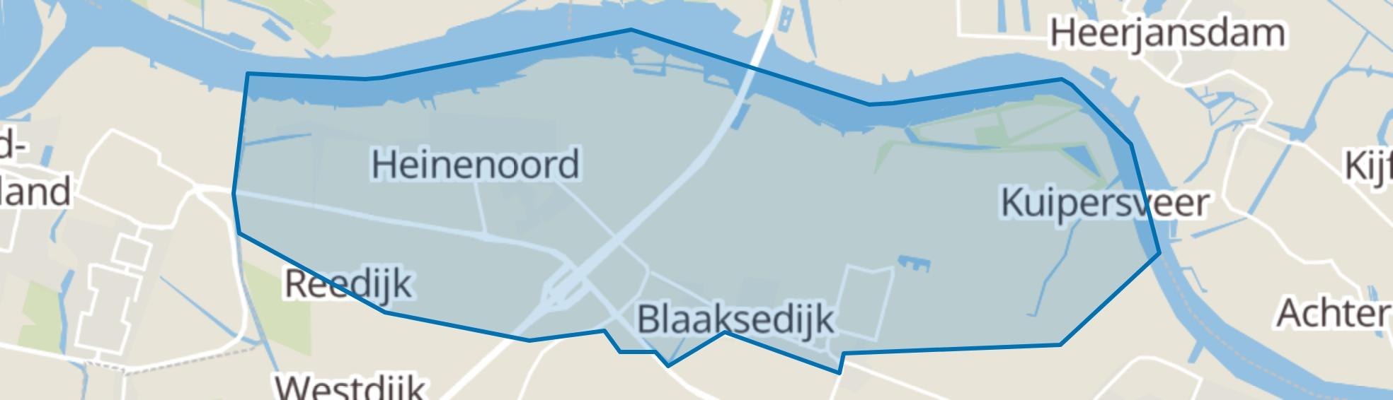 Heinenoord map