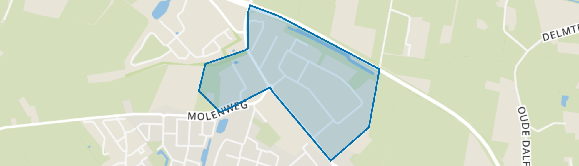 Blankenfoort, Heino map