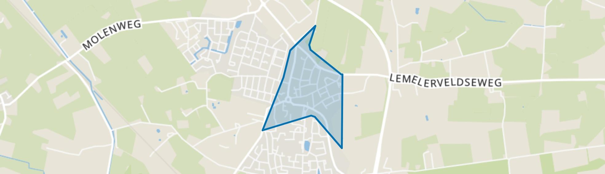 Heino Centrum, Heino map