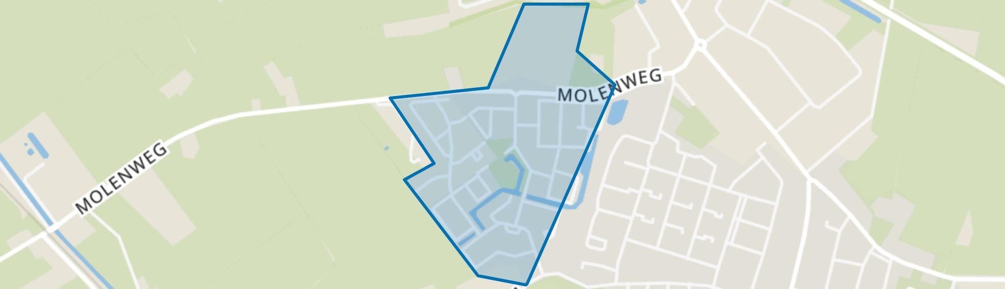 Kiezebos, Heino map