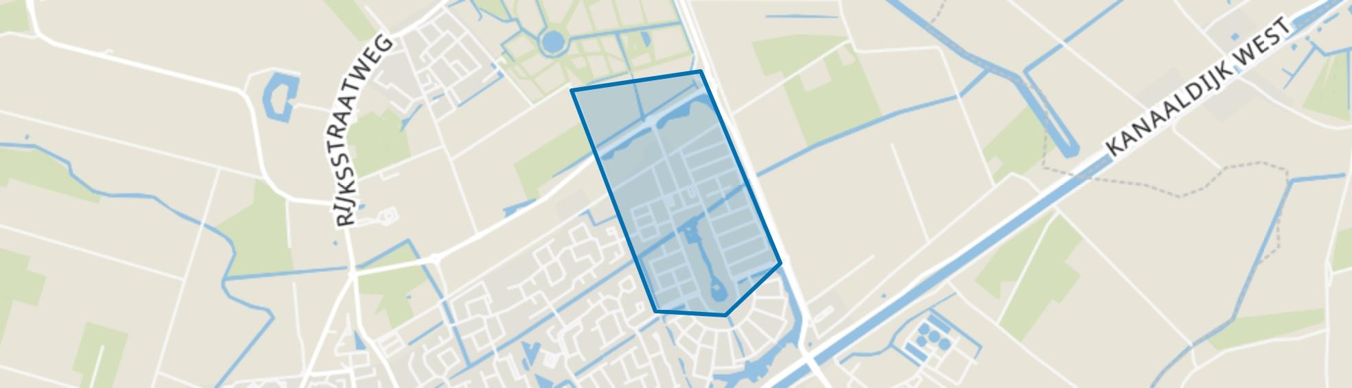 Altena, Hellevoetsluis map
