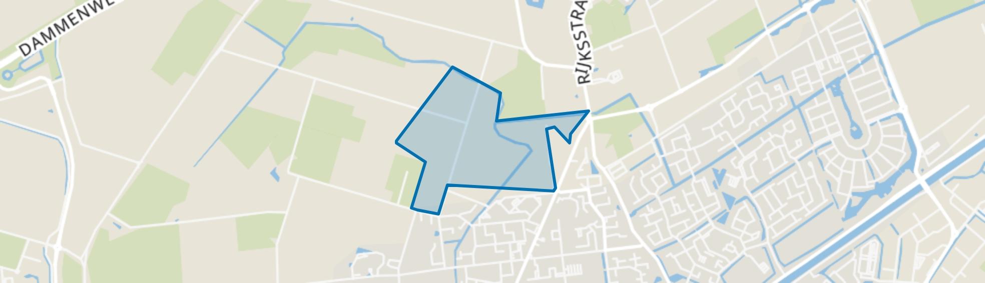Boomgaard, Hellevoetsluis map
