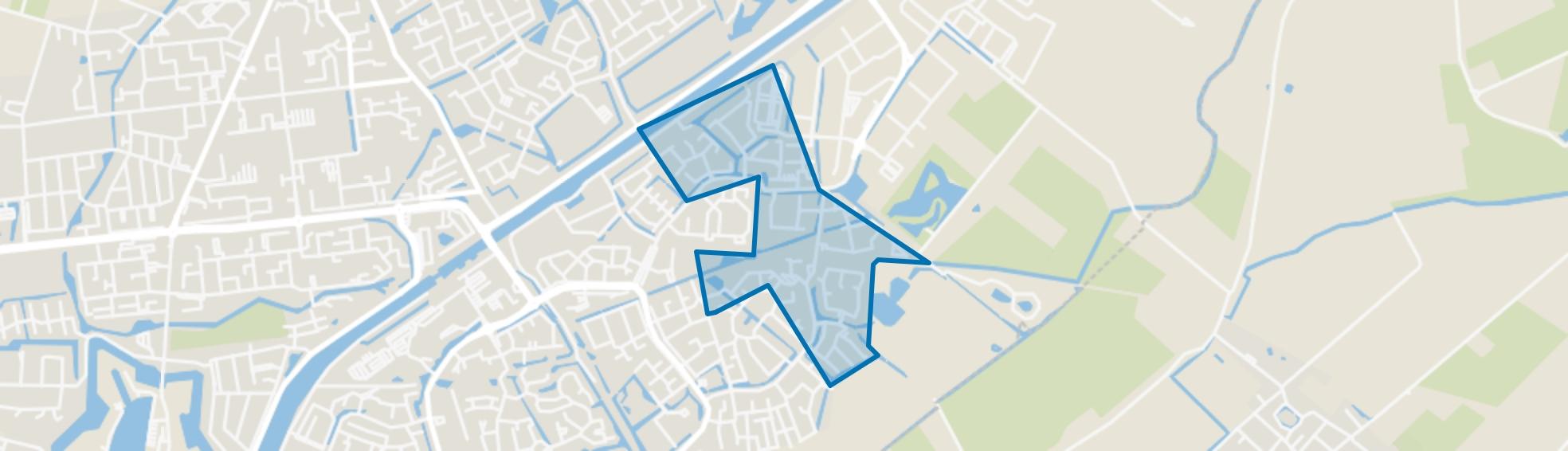 Morgen Stont, Hellevoetsluis map